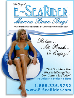 E-SeaRider - Comfortable Seating