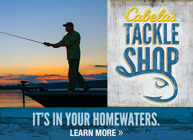 Cabela's Tackle Shop